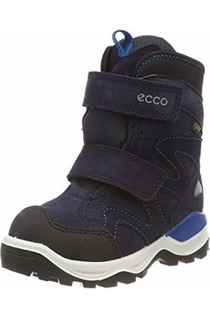 Ecco Unisex Kids' Mountain Snow Boots, Blau ( /Night Sky 51237)