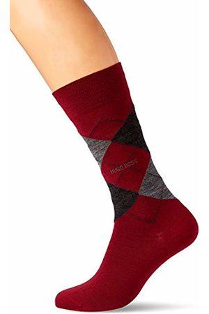 HUGO BOSS BOSS Men's John Rs Argyle Wo Calf Socks