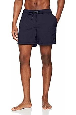 Tommy Hilfiger Men's Medium Drawstring Swim Trunks