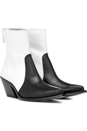 Givenchy Women Cowboy & Biker Boots - Leather cowboy boots