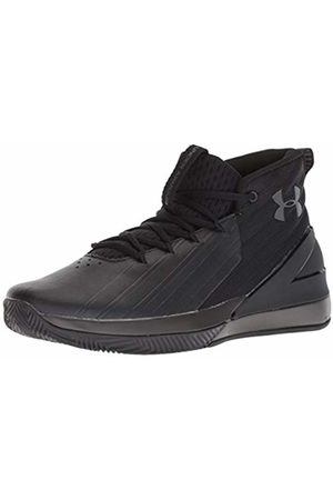 Under Armour Men's UA Lockdown 3 Basketball Shoes, ( /Charcoal/ Charcoal (001) 001)