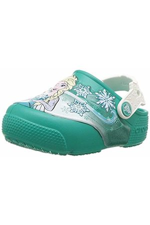 Crocs Fun Lab Frozen Lights Clog Kids, Girls Clog