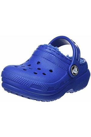Crocs Unisex Kids' Classic Lined Clogs