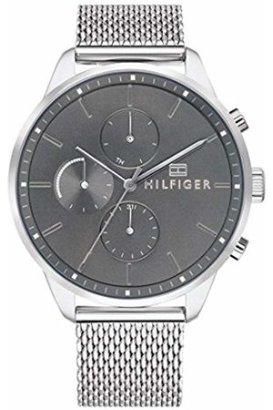 Tommy Hilfiger Watches - Unisex-Adult Multi dial Quartz Watch with Stainless Steel Strap 1791484