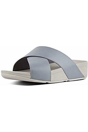 cc048b5b9 FitFlop Women s Lulu Cross Slide Open Toe Sandals