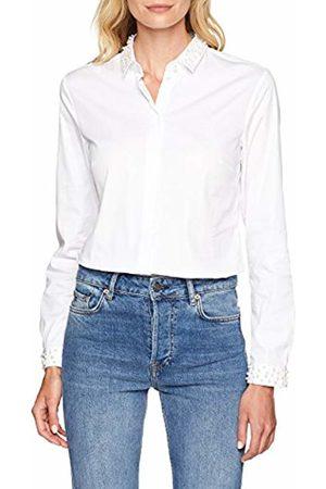 Seidensticker Women's Hemdbluse Slim Fit Mit Hemdblusenkragen Langarm Uni Blouse