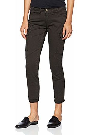Teddy Smith Women's Plixen Ankle Trousers