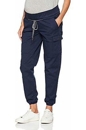 Esprit Women's Pants Utb Cargo 7/8 Maternity Trousers
