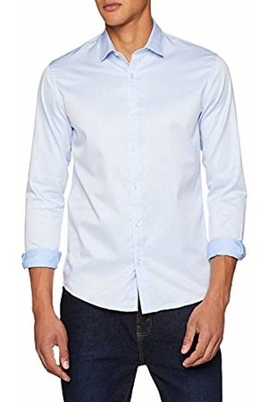 Only & Sons Men's Onsalves Ls 2-Ply Easy Iron Noos Formal Shirt