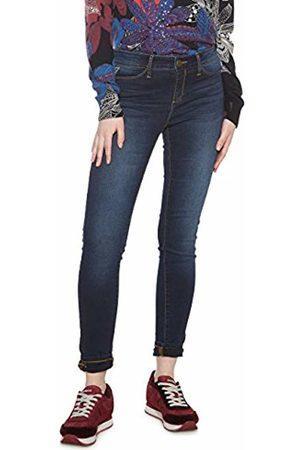 Desigual Women's Denim_kentya Skinny Jeans