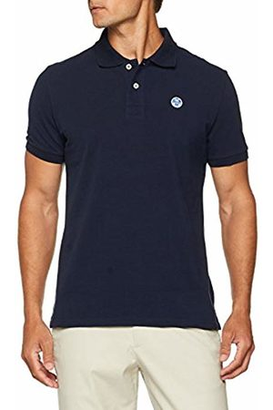 North Sails Men's S\S W\Logo Polo Shirt
