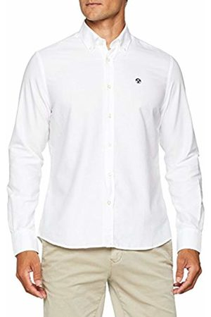 North Sails Men's L\s Regular Casual Shirt, ( 0101)