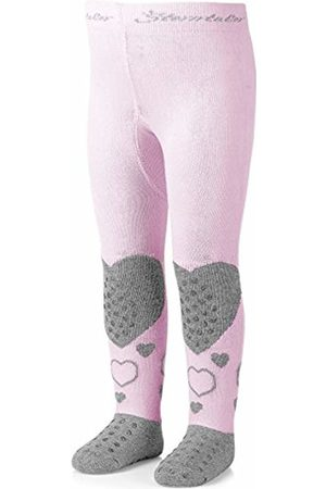 Sterntaler Tights for Babies and Toddlers, Rosie, Slipper Sole, Age: 1-2 years, Size: 86