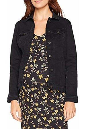 Esprit Women's Jacket Denim Ls Maternity Knitwear-Gilet