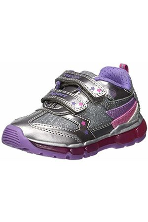 Geox Girls' J Android B Low-Top Sneakers