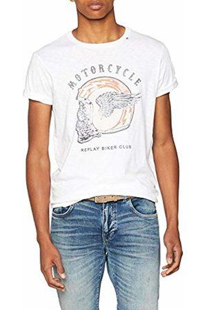 Replay Men's Print Shirt T-Shirt