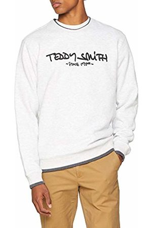 Teddy Smith Men's Siclass Rc Sweatshirt, Mélange 267