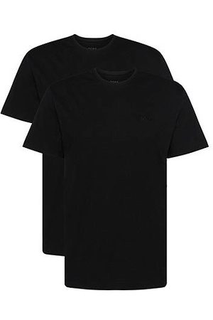 HUGO BOSS Two-pack of relaxed-fit T-shirts in cotton