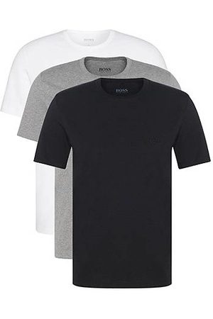 HUGO BOSS Triple pack of regular-fit cotton T-shirts