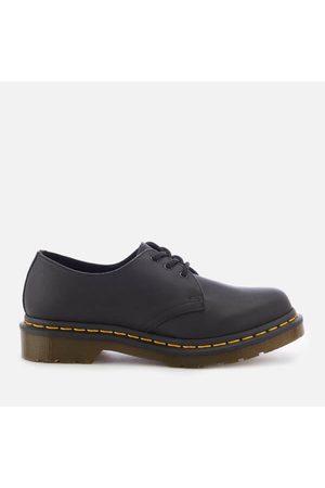 Dr. Martens Women Flat Shoes - Women's 1461 W Virginia Leather 3-Eye Shoes