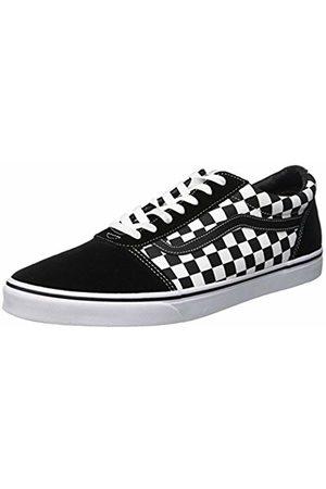Vans Ward Canvas, Men's Low-Top Sneakers, (Checker) /True Pvj)