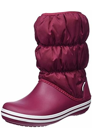 Crocs Women Winter Puff Snow Boots, (Pomegranate/ )