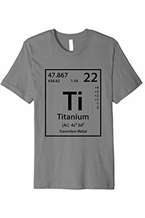 Periodic Tees Co. Titanium Periodic Table of Elements T-Shirt