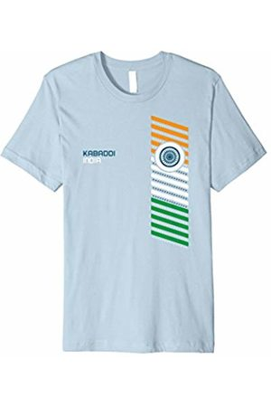 Ann Arbor T-shirt Co. Kabaddi India | Indian Athletics Sports Fan T-shirt