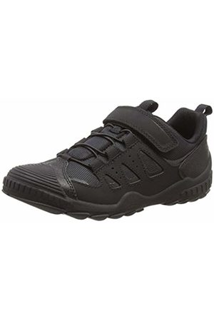 Start Rite Unisex Kids' Charge Trainers, (Black_7)