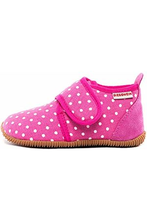 Giesswein Stans - Slim Fit, Girls' Hi-Top Slippers, (364/Himbeer)