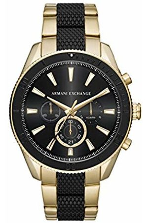 Armani Men's Analogue Quartz Watch with Stainless Steel Strap AX1814