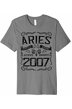 Aries Apparel By Blinkz 11th Birthday Vintage Aries 2007 T-Shirt 11 yrs old