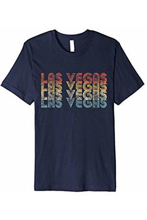 CuteComfy Vintage Retro 70s 80s Las Vegas Souvenir T-Shirt