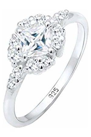 Elli Women Solitaire Engagement Ring - 0604110418_56