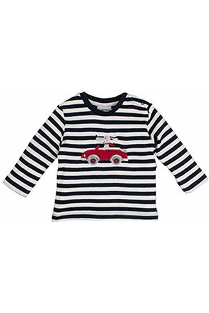 Salt & Pepper Salt and Pepper Baby Boys' NB Bear Stripe Longsleeve T-Shirt