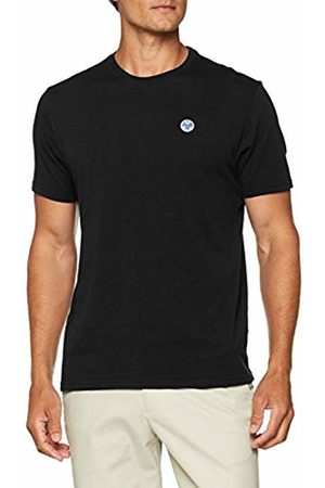 North Sails Men's S\S W\Logo T-Shirt