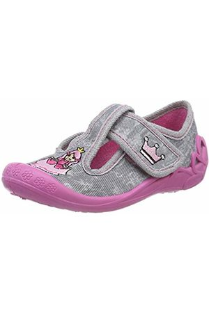 Fischer Girls' Nieke Hi-Top Slippers
