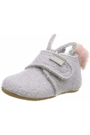 Living Kitzbühel Baby Girls' Babyklett Hase Mit Ohren Slippers