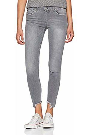 Only Women s Onlcarmen Reg Sk ANK Raw JNS So1446 Noos Skinny Jeans, Medium  Denim 24aba0c1e4