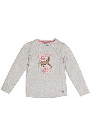 Salt & Pepper Salt and Pepper Girl's Horses I Uni Longsleeve T-Shirt