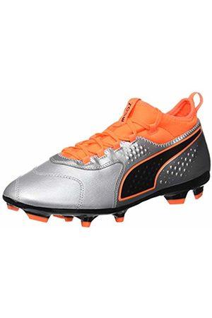 Puma Men's One 3 LTH Fg Footbal Shoes, -Shocking 01