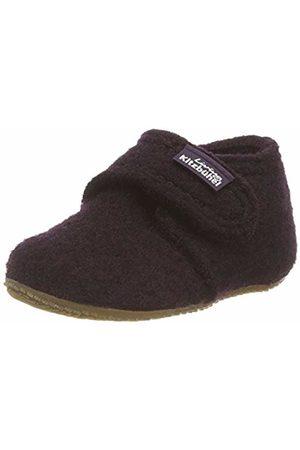 Living Kitzbühel Baby Girls' Babyklett Uni Slippers