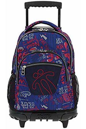 TOTTO Morral Rue Bomper Renglones Children's Backpack