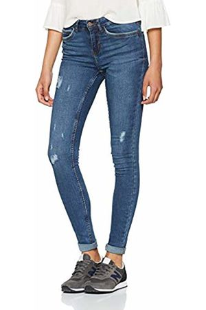 Noisy May Women's Nmlucy Nw Piping DEST Vi881mb Noos Slim Jeans