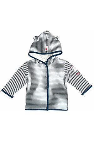 Salt & Pepper Salt and Pepper Baby Girls' BG Stripe Einhorn Ocs Jacket