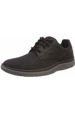 Clarks Men's Tunsil Plain Low-Top Sneakers, ( Mesh-)