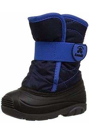 Kamik Unisex Kids' Snowbug3 Snow Boots, (Navy-Marine Na2)