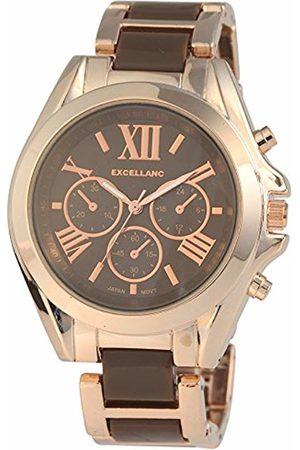 Excellanc Women's Quartz Watch 150937000007 with Metal Strap