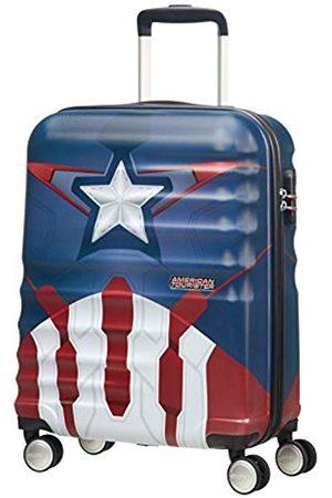 American Tourister Disney Wavebreaker - Spinner 55/20 Marvel 2.6 KG Children's Luggage, 55 cm, 36 liters