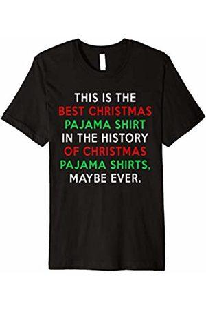 Christmas Pajama Shirt Trump Quote Christmas Pajama Shirt - Funny Trump Quote